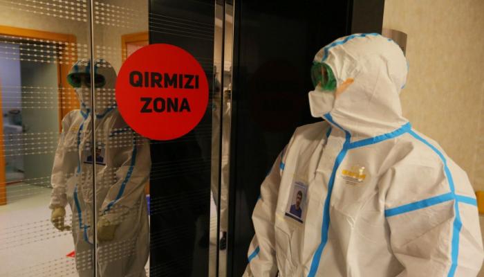 В Шеки закрыт рынок, где  выявлено массовое заражение COVİD-19