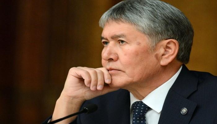 Cуд оставил в силе приговор экс-президенту Кыргызстана Атамбаеву