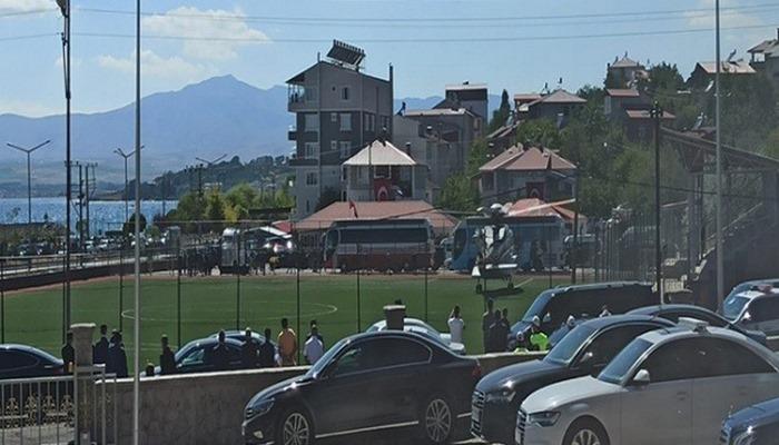 Cumhurbaşkanı Erdoğan, Ahlat'ta