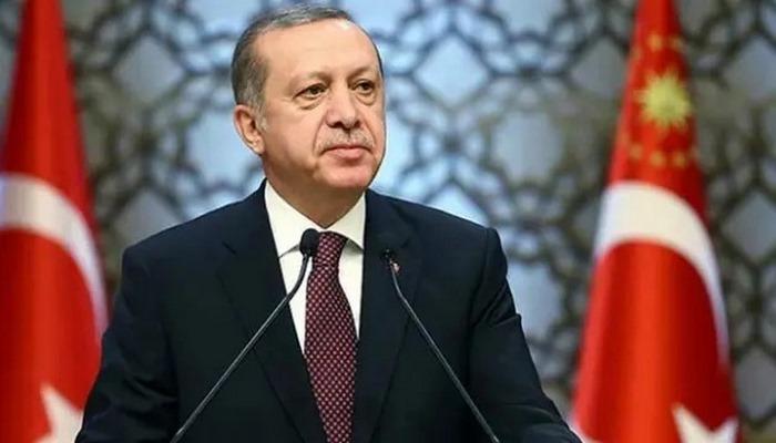 Cumhurbaşkanı Erdoğan, Avrupa şampiyonu voleybolcuları tebrik etti