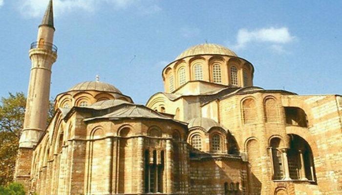 Cumhurbaşkanı Erdoğan imzaladı! Kariye Camii ibadete açılıyor