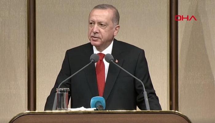 Cumhurbaşkanı Erdoğan şehit aileleri ile bir araya geliyor