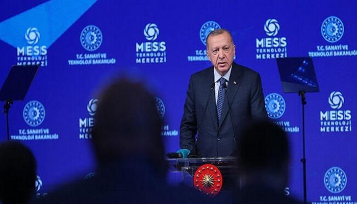 Cumhurbaşkanı Erdoğan: Yeni bir çığır açacağız