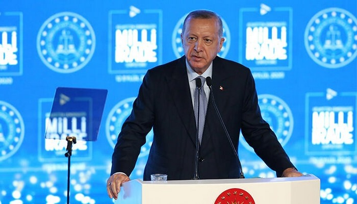 Cumhurbaşkanı Erdoğan'dan Macron'a yanıt: Senin şahsımla daha çok sıkıntın olacak