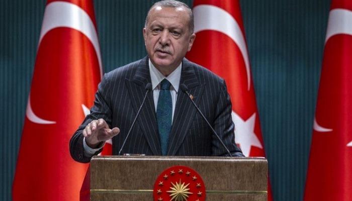 Cumhurbaşkanı'ndan Yunanistan'a rest: Şımarıklık etme sen zararlı çıkarsın