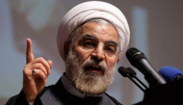 Ruhani: İrandakı aksiyalar bu ölkələrin sifarişidir