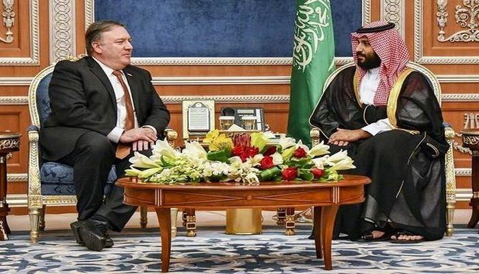 Помпео обсудил Иран с саудовским принцем
