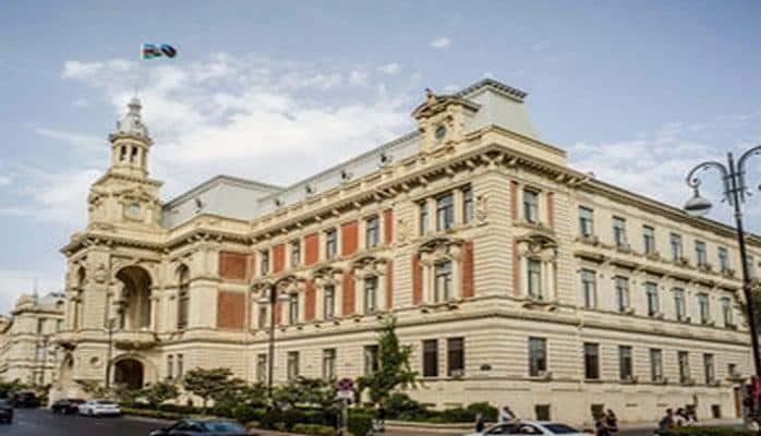 """ИВ Баку: Коллекторы """"Азерсу"""" не справились с большим объемом дождевой воды"""
