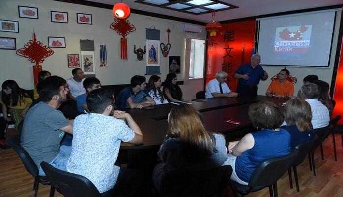 В Университете языков состоялся семинар по традиционной китайской медицине