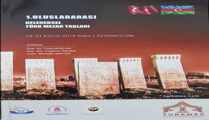 Milli Azərbaycan Tarixi Muzeyinin əməkdaşının məruzəsi Türkiyədə nəşr olunan topluya daxil edilib