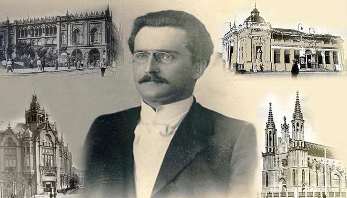 Иосиф Плошко – польский архитектор, творивший в Баку
