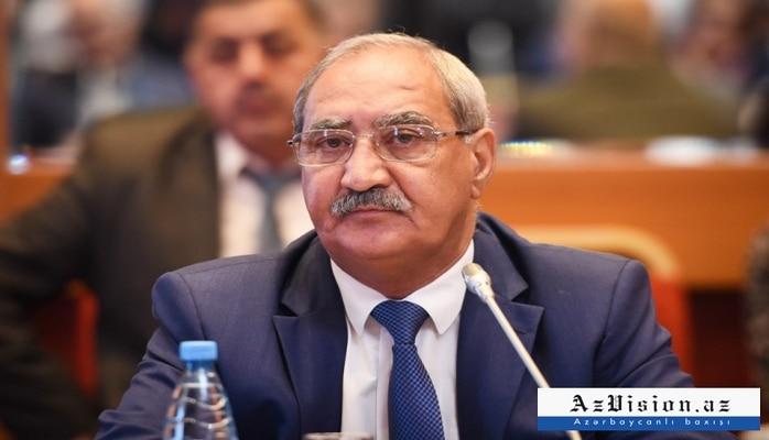 """Deputatdan """"Qarabağ Azərbaycandır"""" şüarı ilə yürüş təklifi"""
