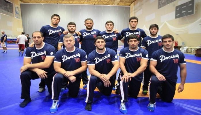 Основные соперники азербайджанских борцов определились с составом