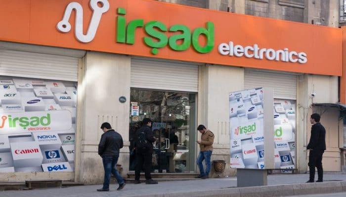 """""""İrşad Electronics"""" koronavirus ilə əlaqədar 1 aylıq kredit ödənişlərini dondurdu"""