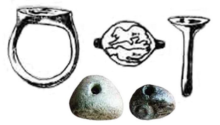 О древних печатях Азербайджана