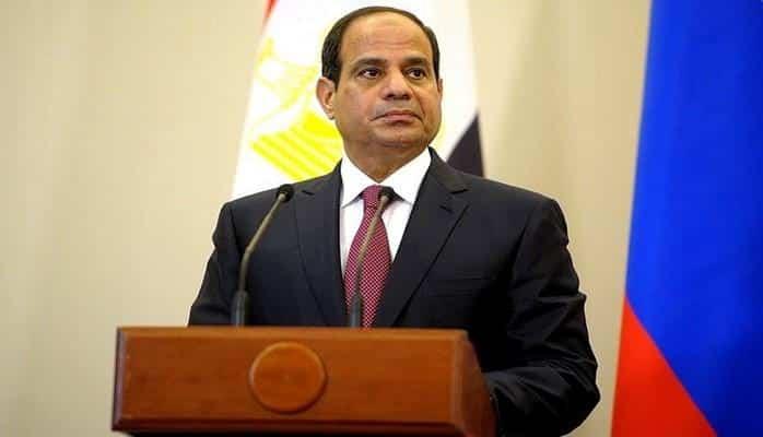 Президент Египта отправился в Нью-Йорк для участия в 73-й cессии Генеральной Ассамблеи ООН
