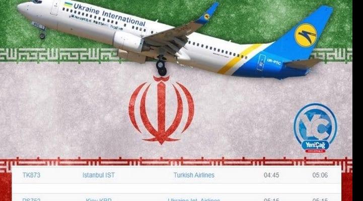 İran türk təyyarəsini vuracaqdı? - Şok detal