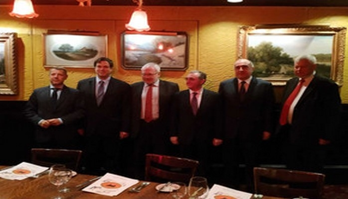 Главы МИД Азербайджана и Армении проводят встречу на полях ГА ООН