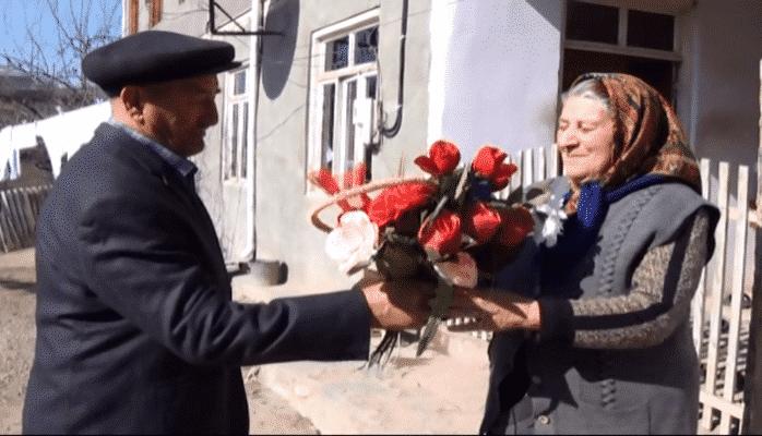 49 illik sevgi - 14 fevral tarixində tanış olub, bu tarixdə də ailə həyatı qurublar