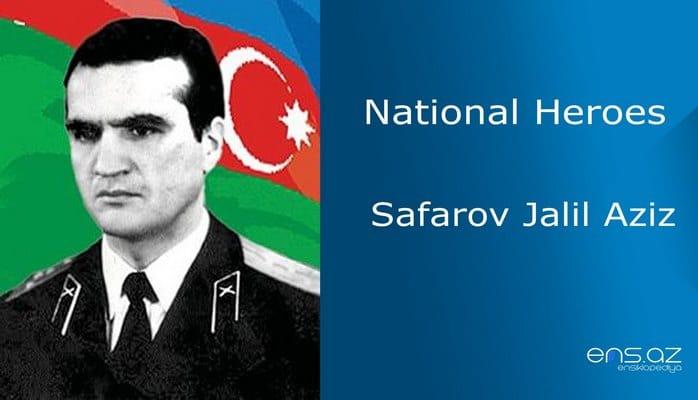 Safarov Jalil Aziz