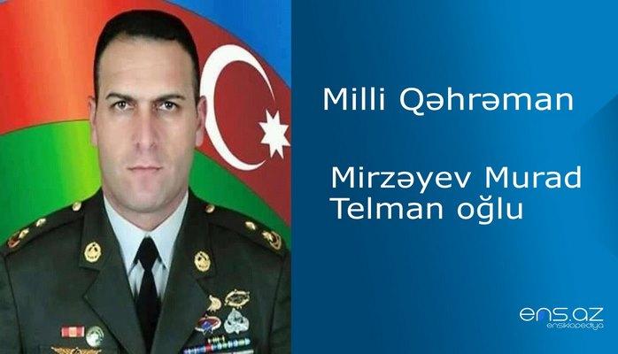 Mirzəyev Murad Telman oğlu