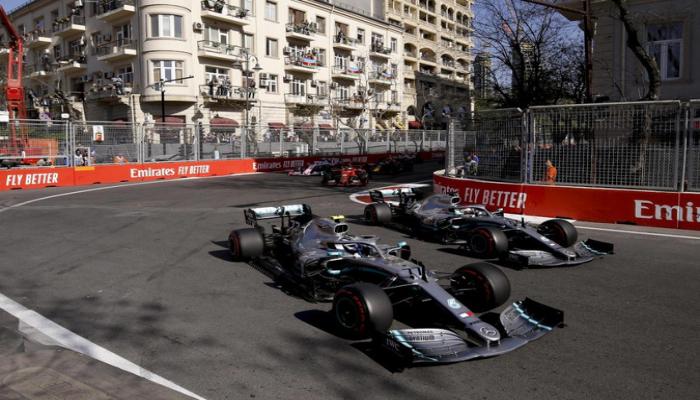 'Формулу-1' вместо Баку могут провести в Италии