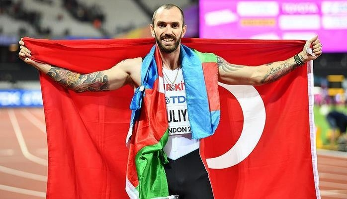 Рамиль Гулиев примет участие в Континентальном кубке по легкой атлетике