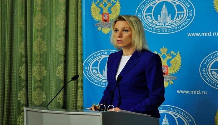 Мария Захарова: Москва готова предоставить площадку для встречи глав МИД Азербайджана и Армении