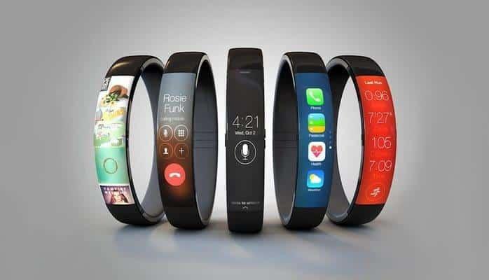 """""""Apple"""" qan təzyiqini ölçmə funksiyasına malik fitnes bilərzik patentləyib"""