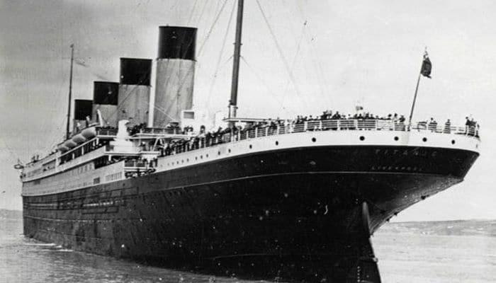 """Самый дорогой артефакт с """"Титаника"""" представили на выставке в США"""