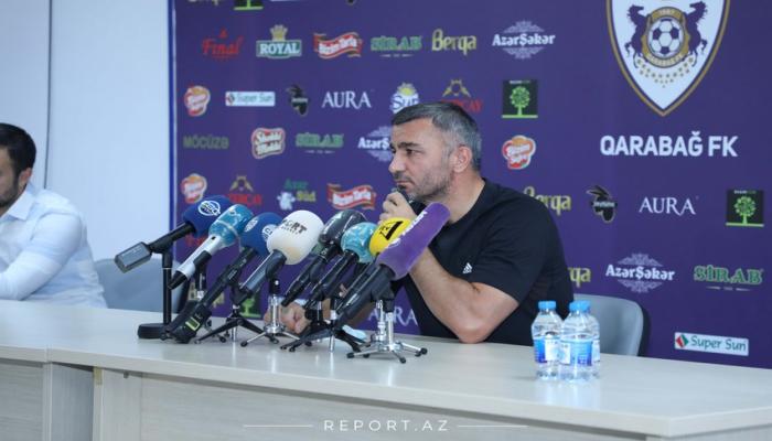 Гурбан Гурбанов: Нельзя каждый раз начинать чемпионат на одинаковом уровне