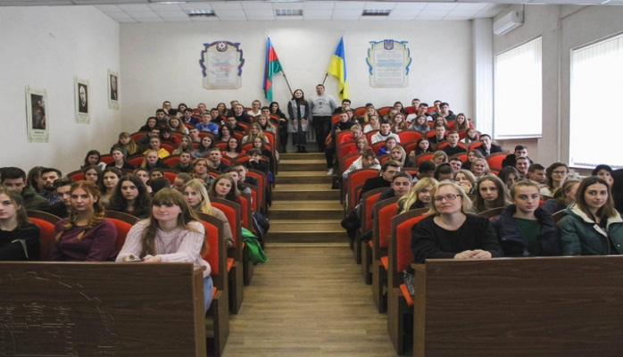 Студентам Житомирского вуза рассказали о концепции азербайджанского мультикультурализма