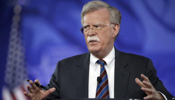 İranla dialoq istəyirik - Bolton