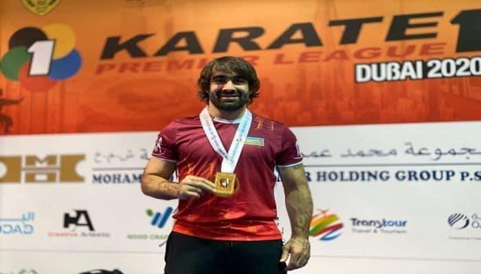 Рафаэль Агаев отправится в Австрию за олимпийской лицензией