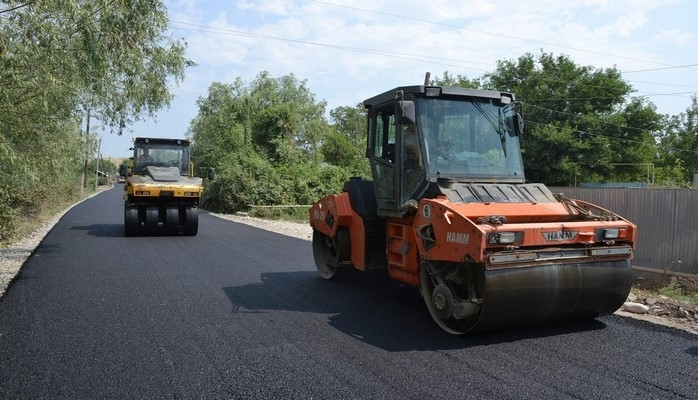 На строительство дороги в Гахе выделено 15,1 млн манатов