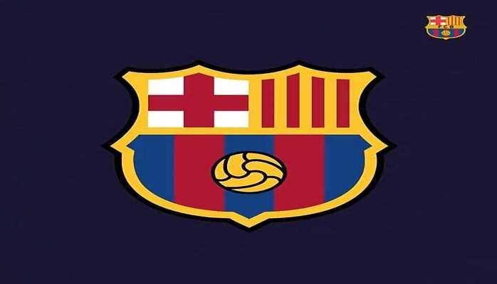"""""""Барселона"""" представила новый дизайн логотипа клуба"""