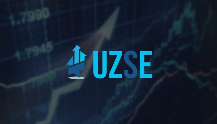 Объём торгов на Ташкентской фондовой бирже существенно снизился