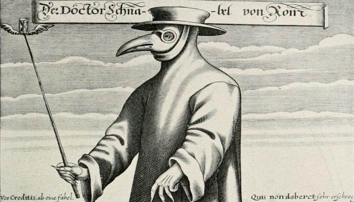 Veba Doktorları Neden Garip Gagalı Maskeler Takıyordu?