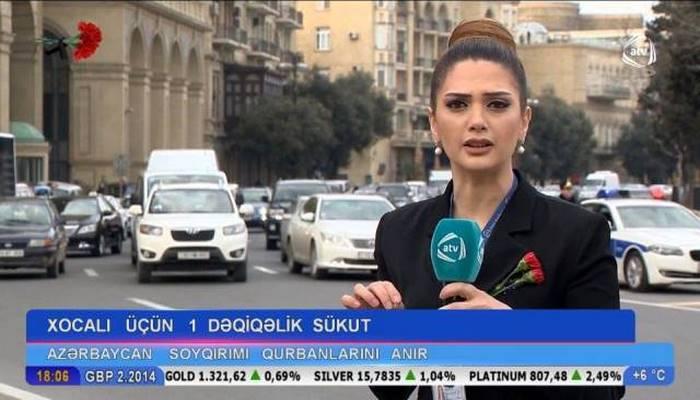 """ATV-nin xəbər aparıcısı: """"Jurnalistikanı içdən sevən insan bütün gəlirini bu sahədən əldə edə bilər"""""""