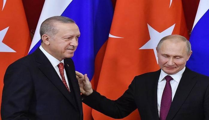 Реджеп Тайип Эрдоган посетит Россию с официальным визитом