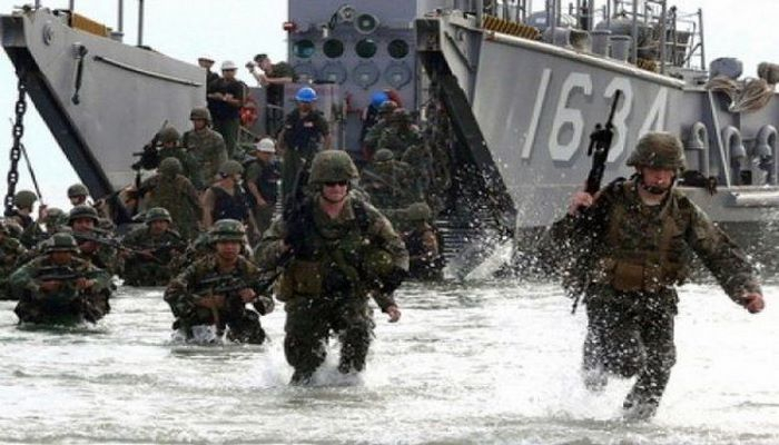 На Балтике начались учения НАТО