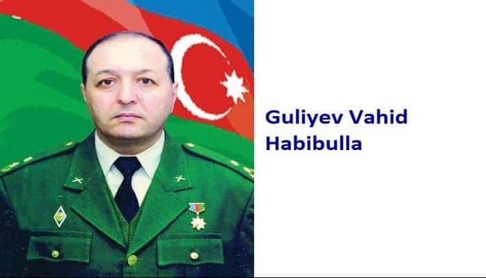 Guliyev Vahid Habibulla