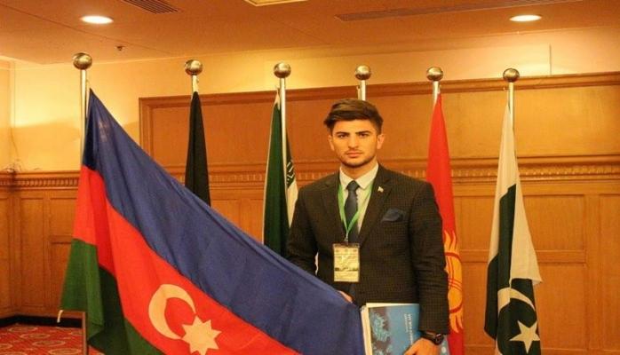 Amerikada uğur qazanan daha bir azərbaycanlı gənc