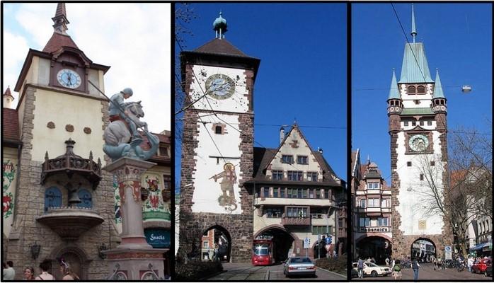 Виртуальная экскурсия по башням Германии
