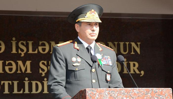 Vilayət Eyvazov ilk kollegiya iclasını keçirir
