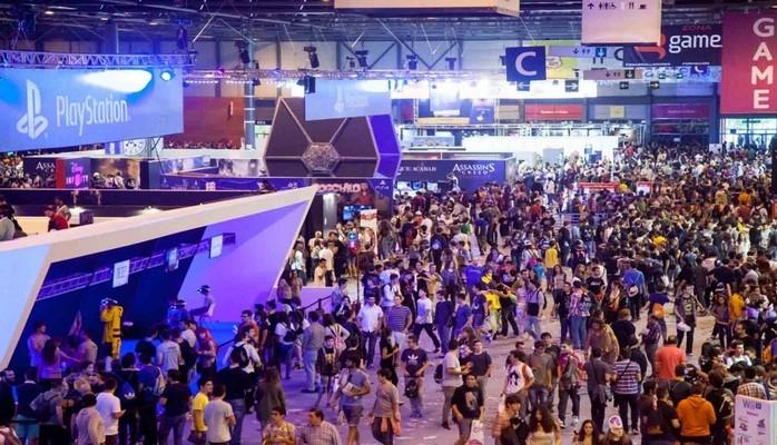 В Мадриде начала работу выставка видеоигр Madrid Games Week