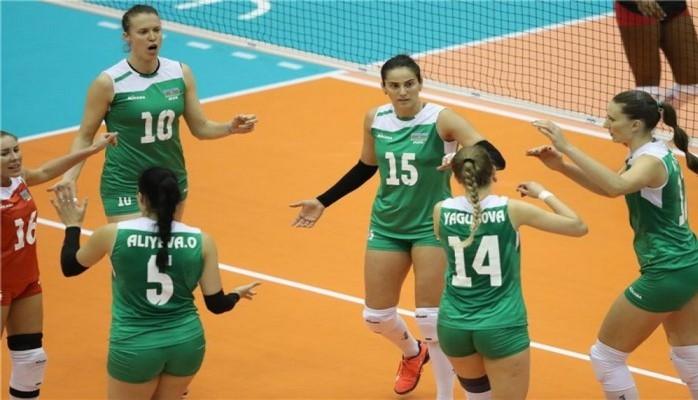 Азербайджанская женская сборная по волейболу на втором этапе чемпионата мира сыграет против Италии