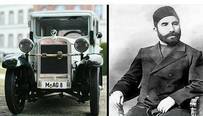 Qafqazda ilk BMV-nin sahibi