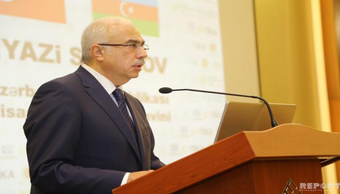 В Баку проходит форум женского социального предпринимательства