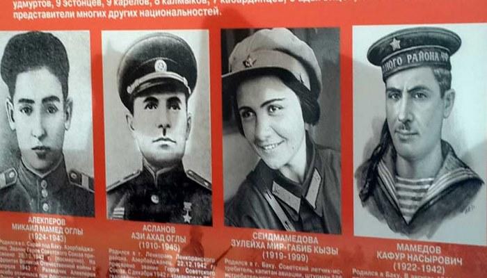 Победа над фашизмом: реальный вклад Азербайджана